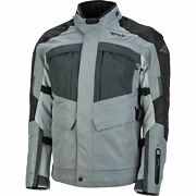 Fly Racing Off Grid Jacket - Grey - Large 477-4081l