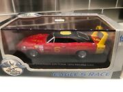 Dodge Charger Daytona 6 Racing 1/43 By Eagles Race Rare Discontinued Model Nos