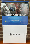 Sony Playstation / Ps4 Empty Box Only / With Inserts