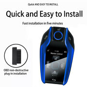 Modified Smart Remote Key Shell Lcd Screen For Original One-push Start With Obd