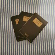 Abercrombie And Fitch × Field Notes - Three 48 Page Memo Book - New And Discontinued