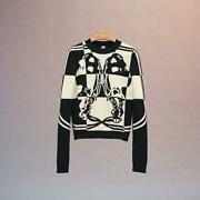 Hermes Fall Winter 2021work Sweater Free Shipping No.7486