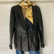 Hermes Leather Jacket Vintage Free Shipping No.7120