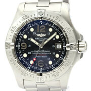 Polished Breitling Superocean Steelfish Steel Automatic Watch A17390 Bf535055