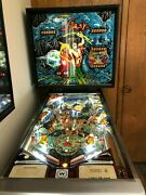 Flash Is A 1979 Pinball Game Designed By Steve Ritchie And Released By Williams.