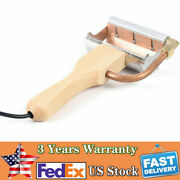 New Beekeeping Equipment Tool Uncapping Honey Knife Bee Supply Extractor 110v Us