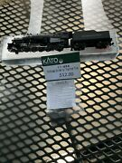 Kato N Scale Locomotive Mikado Penn 2867 With Spare Traction Tire Free Shipping