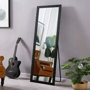 Full Length Floor Oversize Mirror Wall Mounted Leaning Hanging Mosaic Frame Gift