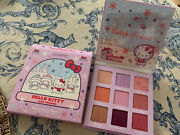 Colourpop X Hello Kitty Snow Much Fun Shadow Palette Limited Edition Sold Out