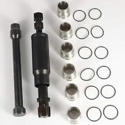 Injector Sleeve Cup Removal Tool And Install Kit For Cat Caterpillar 3126b C7 C9
