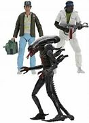 Neka Alien 40th Anniversary/ Inches Action Figures Series Types Set