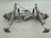 2013-2016 Ford F350 Complete Rear Axle And Brakes Springs 3.73 Non Lim-slip 12k Mi