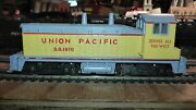 Athearn Ho Union Pacific Diesel Switcher D.s 1870 Serves West Runs On Track U.p.