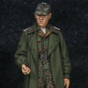 Mf14 1/35 Figure Ww2 German Army Waffen-ss Tank Soldier Non-commissioned Officer