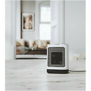 Pelonis Portable Ceramic Electric Oscillating-fan Heater, White - Free Delivery