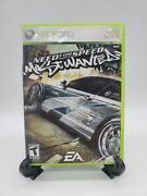 Need For Speed Most Wanted Microsoft Xbox 360 Complete
