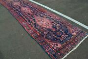 Hard To Find 3and0397 X 17 Geometric Handmade Wool Runner Rug Oriental Nomad Carpet