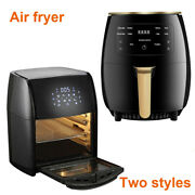 4.5l Digital Air Fryer With Rotisserie, Dehydrator, Convection Oven 1700w 1400w