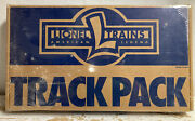 Lionel 22967 Double-loop O-27 Gauge Add-on Track Pack New Factory Sealed.