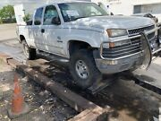 Parting Out 2500 Hd Chevy Silverado 2005