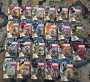 Hasbro Marvel Universe Series 1. 3.75 Action Figure Lot 23 Mip Free Shipping
