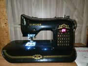 Singer Model 160 Computerized Sewing Machine Limited Edition 160th Anniversary