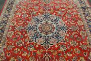 6and03910 X 10and0399 Vintage S Antique Hand Knotted Wool Area Rug 7 X 11 Oriental Carpet