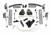 Rough Country 6.0 Suspension Lift Kit 08-10 Ford Sd 4wd Diesel 59450