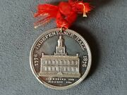 1876 Centennial Exposition Liberty Bell/independence Hall So-called Dollar Hk-26