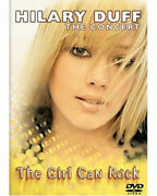 New Hilary Duff The Concert - The Girl Can Rock Dvd, 2004 Jesse Spencer Movie