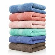 6 Pack Luxury Hotel Spa Towel 100 Cotton Hand Towels Set Of 6 Assorted Colors