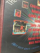 🏀🚀1986 Fleer Basketball Pack Possible / The Holy Grail Rookie Chase