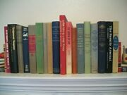 Lot Of 18 Old Collectible Books 1945 - 1982 Hardcover