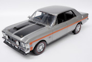 18 Scale Icon Models Ford Falcon Xw Gt-ho Phase Ii-silver Fox Assembled Model