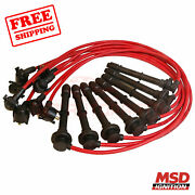 Msd Spark Plug Wire Set For Ford Mustang 1996-1997
