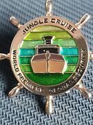 Disney Global Security Jungle Cruise Pin Le Cast Member Exclusive
