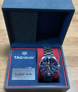 Tag Heuer Formula 1 43mm Menand039s Chronograph Stainless Steel Watch Caz101ab.ba0842