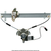 For Nissan Sentra 1995-1999 Cardone Front Right Window Motor And Regulator Dac