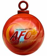 Hm Fire Extinguisher Ball With Hanging Loop Abc Multipurpose Dry Chemical -5and039