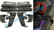 Mb G-class W463a W464 G63 G500 Carbon Exterior Trim Insertions