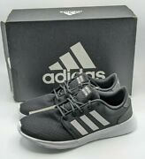 Adidas Womenand039s Cloudfoam Qt Racer Running Shoe Carbon Black New In Box Size 7