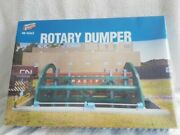 Walthers Cornerstone Ho Scale Rotary Dumper Kit 933-3903 New Sealed Vintage