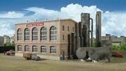 Walthers 933-2905 Empire Gas Works Gas Plant New Vintage Sealed Ho Scale