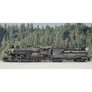 O Scale P48 Psc Southern Pacific Lines T-31 4-6-0 2360 W/vanderbilt Tender