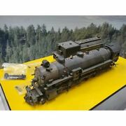 O Scale Sunset P48 Southern Pacific F-3 2-10-2 3654 W/tender