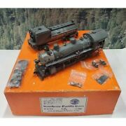 O Scale P48 Psc Southern Pacific Lines T-28 4-6-0 2321 W/vanderbilt Tender