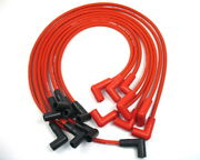 Spark Plug Wire Set-flame-thrower Hp 8 Mm Magx2 Custom Wire Set Pertronix 808412