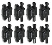 Direct Ignition Coil Kit-supercoil Direct Ignition Coil Set Accel 140043k-8