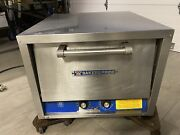 Bakers Pride P18s Hearthbake Series Countertop Electric Oven Double Deck