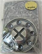 Zippo Rare Discontinued Vintage 1995 Playing Tool Reel